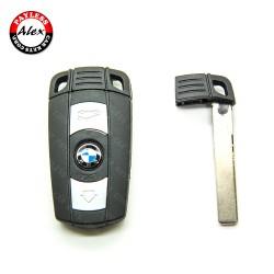 BMW E-SERIES EMERGENCY KEY FOR SMART KEY FOB