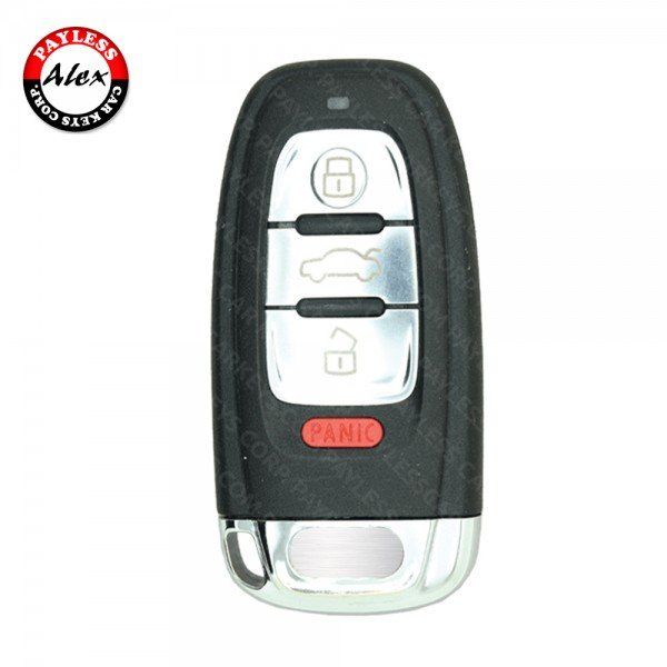AUDI 2009+ SMART KEY WITH KEYLESS-GO FUNCTIONS