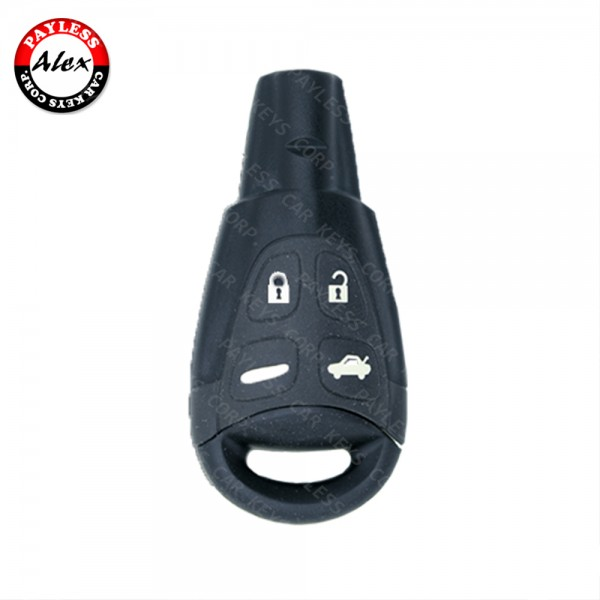 BLANK REMOTE HEAD KEY 12783781 FOR SAAB