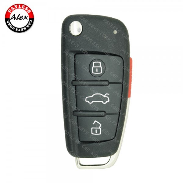 REMOTE HEAD KEY TRANSPONDER 8E FOR AUDI A6, Q7
