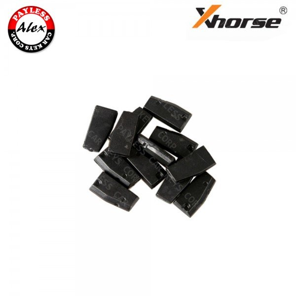 XHORSE ID46 CLONE CHIP FOR VVDI2 & KEYTOOL PACK OF 10