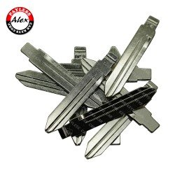 CHRYSLER CY24 KEY BLADE #04 FOR XHORSE & KD PACK OF 10
