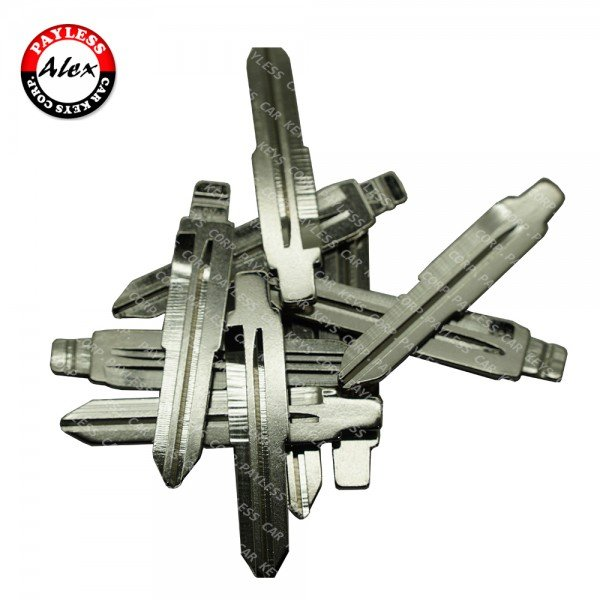 MIT8 KEY BLADE #07 PACK OF10 FOR MITSUBISHI