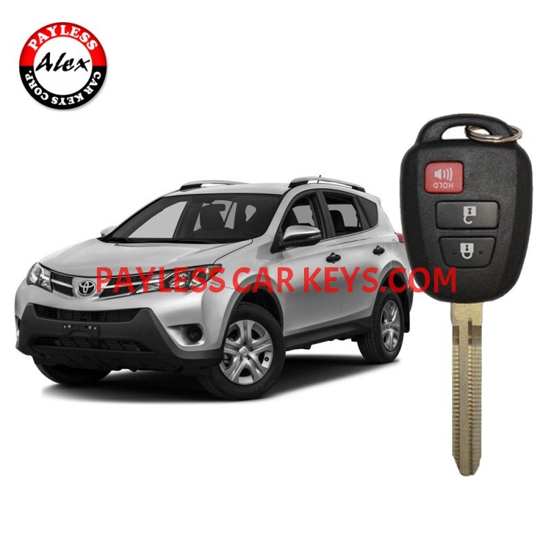 2014 rav4 aftermarket remote start