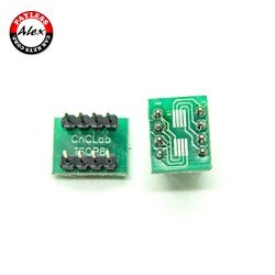 ORANGE 5 SSOP8/DIP8 ADAPTER FOR MICRO SCHEMES