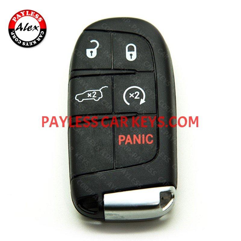 Jeep Grand Cherokee Key >> Smart Key With Service Key For Jeep Grand Cherokee