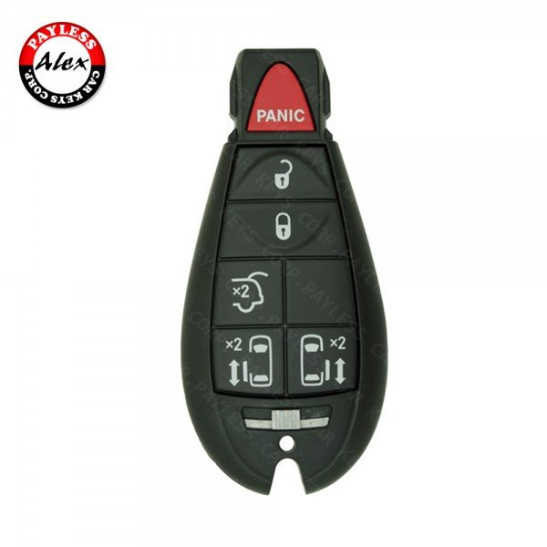 KEY UNLOCKING SERVICE 1YZ-C01C 433 MHZ FOR CHRYSLER