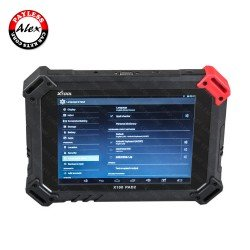 XTOOL X-100 PAD2 OBD2 SCANNER DIAGNOSTIC
