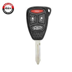 CHRYSLER REMOTE HEAD KEY UNLOCKING SERVICE
