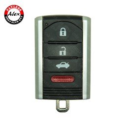 ACURA TL, MDX, ZDX NEW SMART KEY SHELL