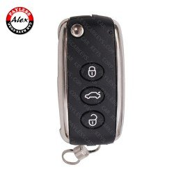 BRAND NEW AFTERMARKET KEY SHELL FOR BENTLEY CONTINENTAL