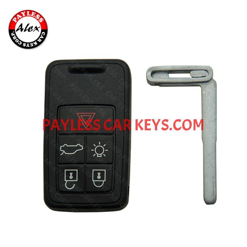 Emergency Service Key For Volvo S 60 12