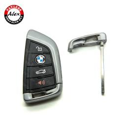BMW 3, 4, F-SERIES EMERGENCY SERVICE KEY