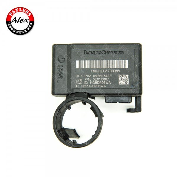IMMOBILIZER SKIM MODULE USED 68018274AE FOR CHRYSLER