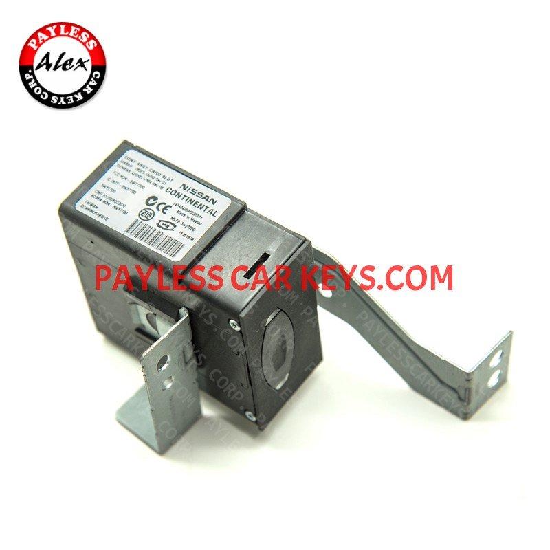Nissan Intelligent Key >> Used Smart Key Unit 285f5 Ja0000 Nissan