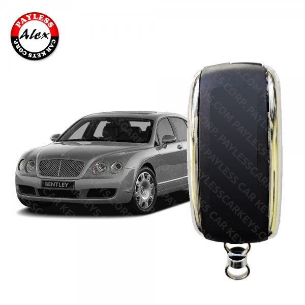 BENTLEY CONTINENTAL REMOTE HEAD KEY BY KESSY MODULE