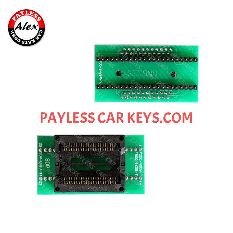 Sop44 To Dip44 Programmer Adapter Socket