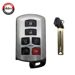 SMART KEY REMOTE KEY FOB HYQ14ADR OEM FOR TOYOTA SIENNA 2011+