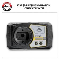 ID48 (96 BIT) AUTHORIZATION LICENSE FOR VVDI2 FREE VW MQB LICENSE