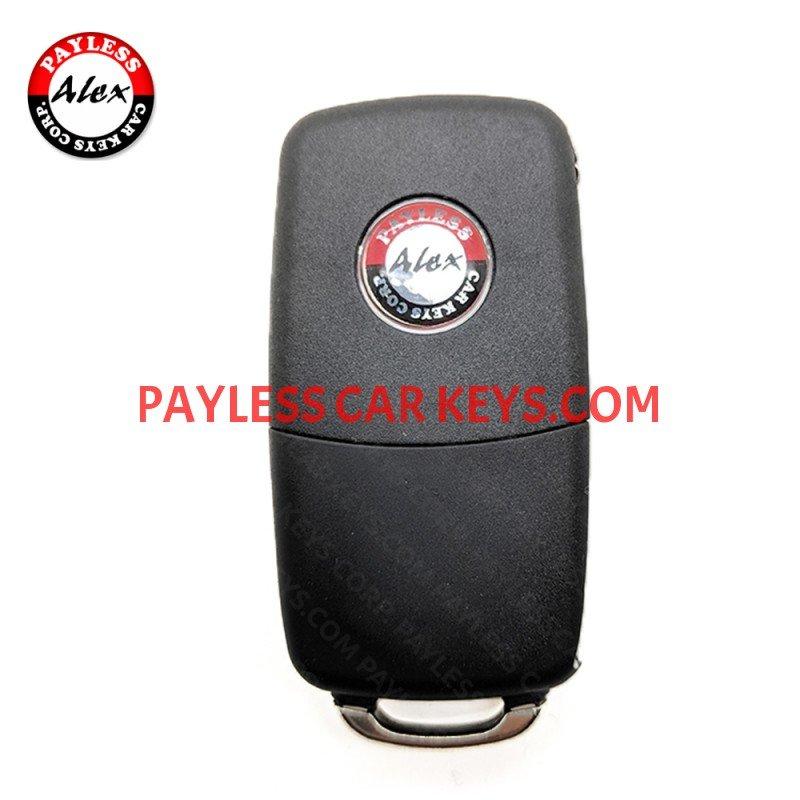 2002 Volkswagen Jetta Key: REMOTE HEAD KEY ID:48 1K0959753DC FOR VW 753DC 2002-2005