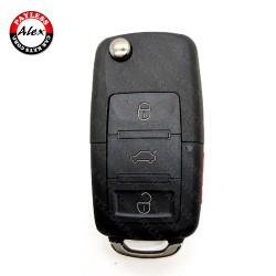 VW 753P 2005-2009 REMOTE HEAD KEY ID:48 HLO1K0959753P
