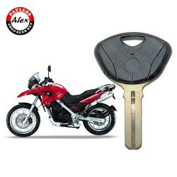 KEY PROGRAMMING SERVICE FOR BMW MOTORCYCLE 2005 - PCF7936