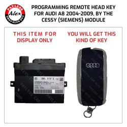 AUDI A8 2004+ KEY PROGRAMMING SERVICE