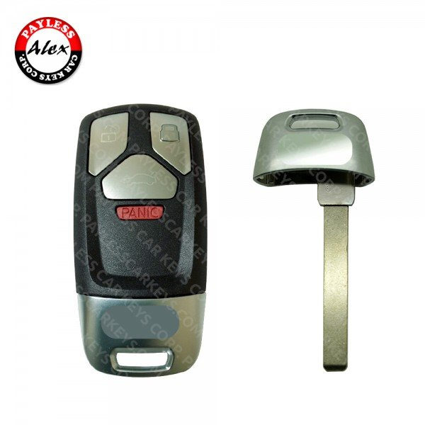 EMERGENCY KEY FOR AUDI Q7, TT 2017-