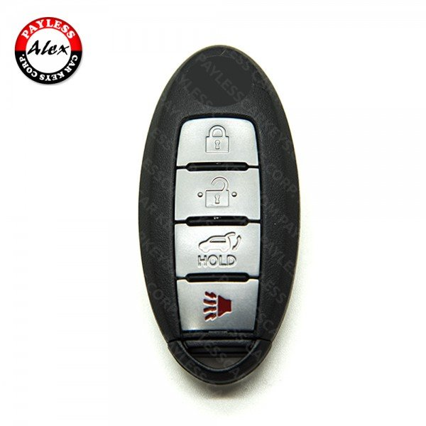 SMART KEY PROX 4B 433MHZ KR5S180144106 FOR NISSAN ROGUE 2014-