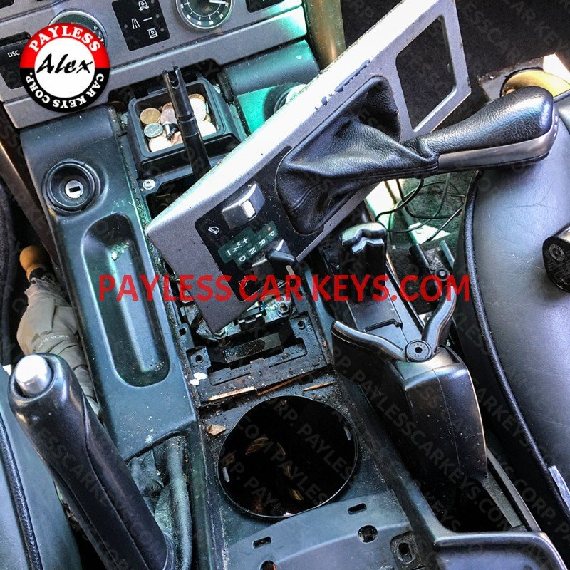 Key Programming By Immobilizer Module For Land Rover Hse