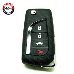 REMOTE HEAD KEY 4D-G HYQ12BDM FOR TOYOTA CAMRY 2012-