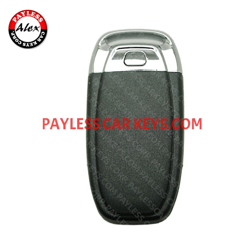 smart remote without keyless go iyzfbsb802 for audi a4 s4. Black Bedroom Furniture Sets. Home Design Ideas
