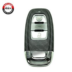 2008-2016 AUDI A4, S4, Q5 SMART REMOTE WITHOUT KEYLESS-GO IYZFBSB802 AFTERMARKET