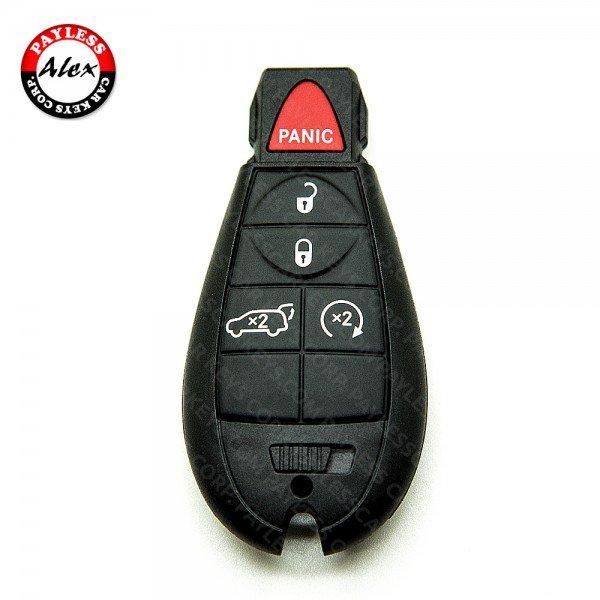 KEYLESS-GO FOBIK 434 MHZ IYZ-C01C BRAND NEW FOR DODGE DURANGO 2011-