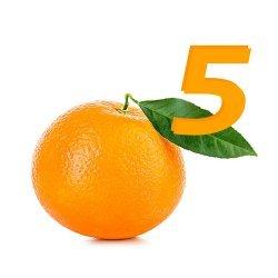 Orange-5 M35080 Eraser (without V series)