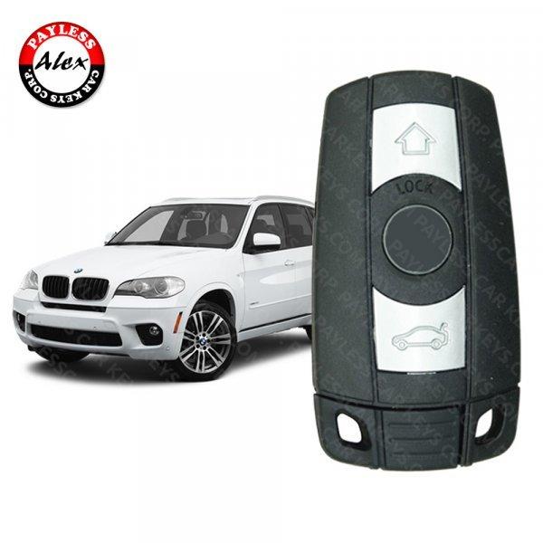 KEY PROGRAMMING SERVICE INCLUDES NEW KEY FOR BMW X5 2007+