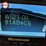 TRANSPONDER TIRIS AES WS21 CONFIGURATION TOYOTA (39) MASTER 128 BIT H-CHIP