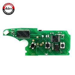 SMART BOARD PCF7942 315MHZ FCC ID: KR55WK45032 FOR BENTLEY