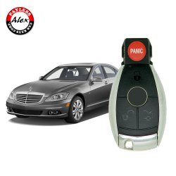 MERCEDES-BENZ KEY PROGRAMMING SERVICE FOR 1998-2013