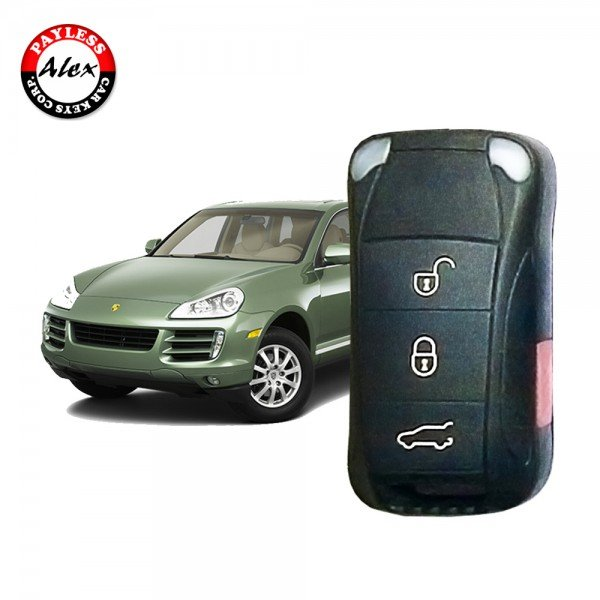 KEY PROGRAMMING SERVICE FOR PORSCHE CAYENNE 2004+