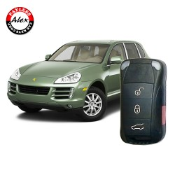 2 KEYS FOR PORSCHE CAYENNE 2004+ KEY PROGRAMMING SERVICE