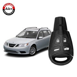 KEY PROGRAMMING SERVICE FOR SAAB 9-3