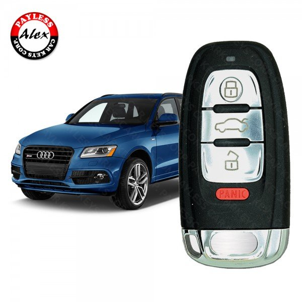 SMART KEY BY BCM MODULE FOR AUDI A4, S4, Q5, S5