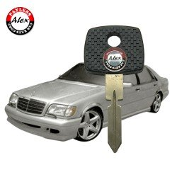 MERCEDES-BENZ KEY PROGRAMMING SERVICE FOR S-CLASS (W140)