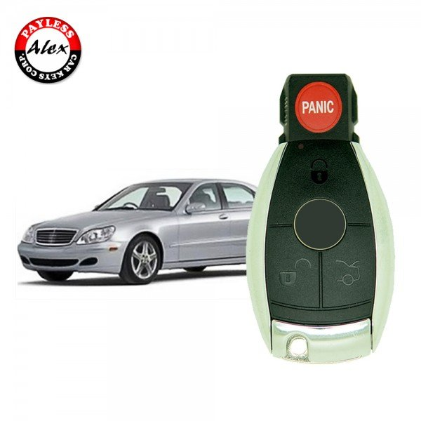 MERCEDES BENZ CL500 W215, S500 W220 EIS REPAIR AND EXTRA KEY
