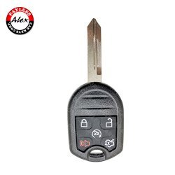 5 BUTTON REMOTE HEAD KEY SHELL FOR FORD 2012 - 2019