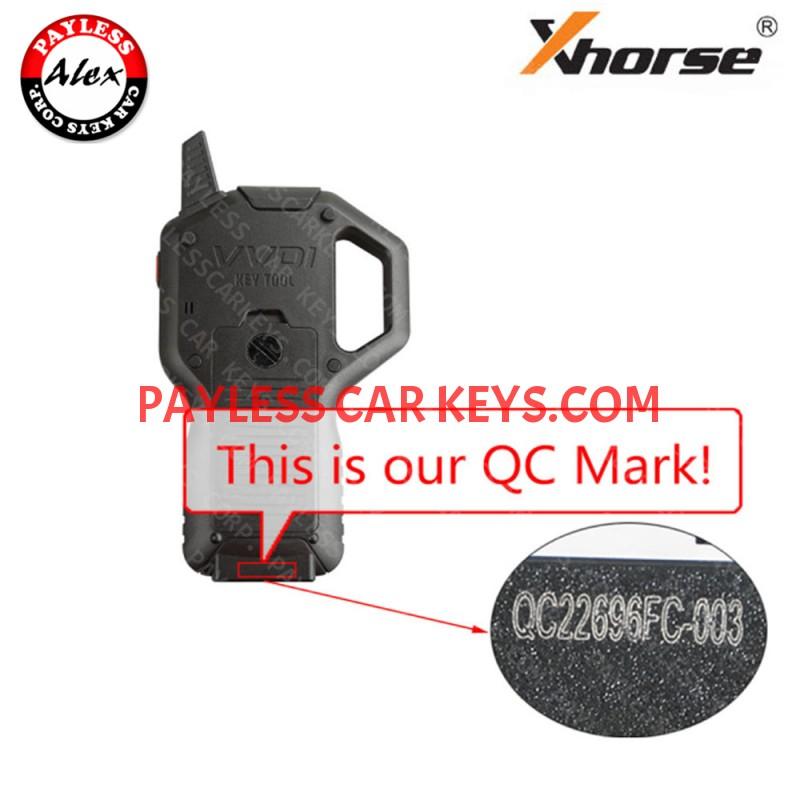 Xhorse Vvdi Key Tool Remote Key Programmer 3 2 5