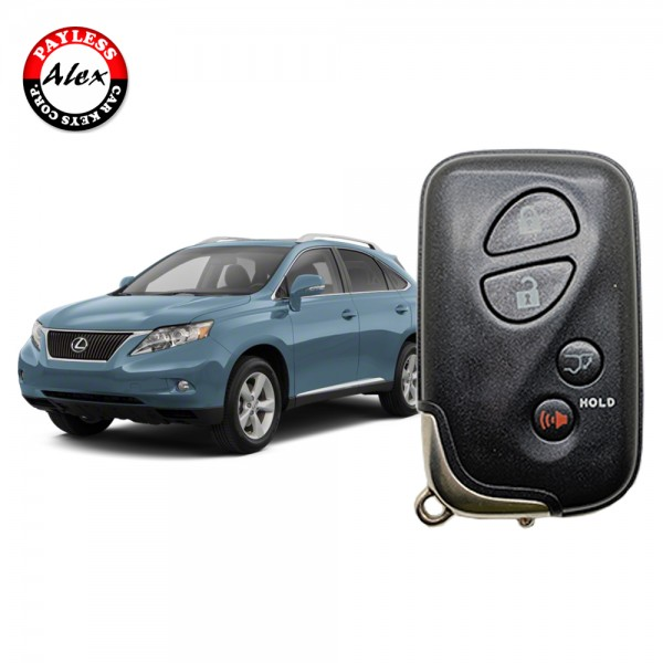 SMART KEY PROGRAMMING AND KEY BY THE DOOR CYLINDER FOR TOYOTA