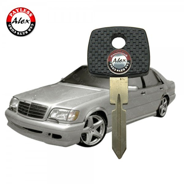 2 KEYS PROGRAMMING SERVICE FOR 1996-2002 MERCEDES S-CLASS