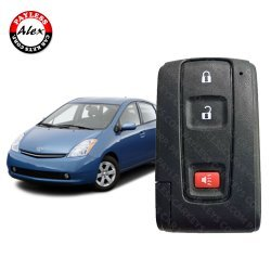 2004-2009 TOYOTA PRIUS SMART KEY - MOZB31EG WITH PROGRAMMING SERVICE